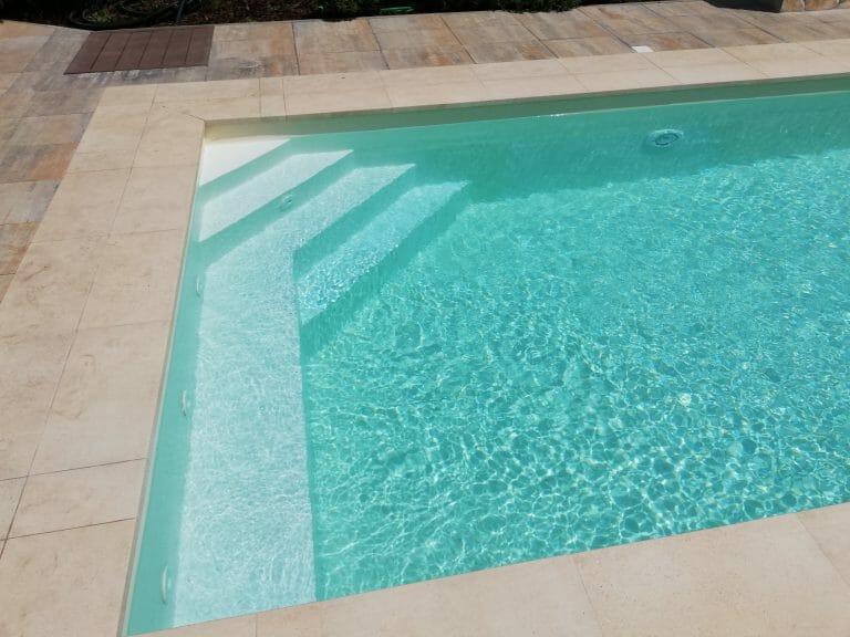 Bazén s pieskovou fóliou
