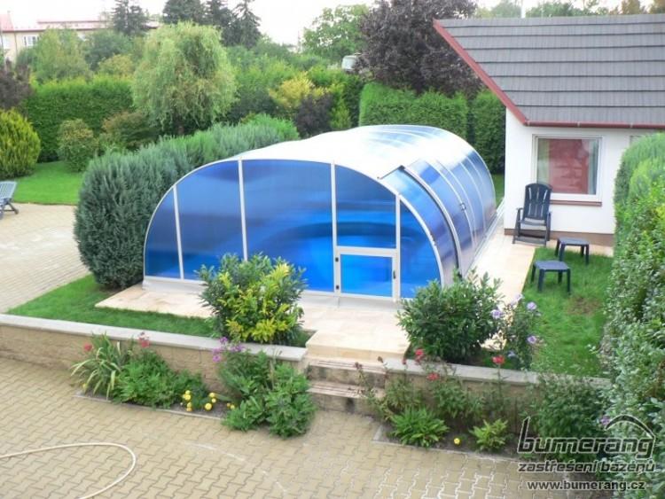 zastrešenie bazéna Nikol