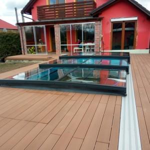 bazénové zastrešenie SENZA 1