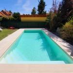 murovaný bazén 7,8x3,5x1,5m Rusovce