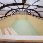 murovaný bazén 6x3x1,5m Továrniky