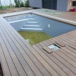 murovaný bazén 6x3x1,5m Hlohovec
