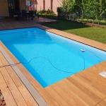 murovaný bazén 6x3x1,5m Ivanka pri Dunaji