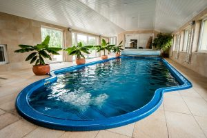 laminátový bazén